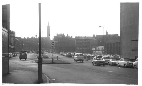 Corporation St Near Technical College 1962