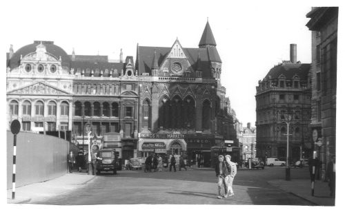 Old Square 1961