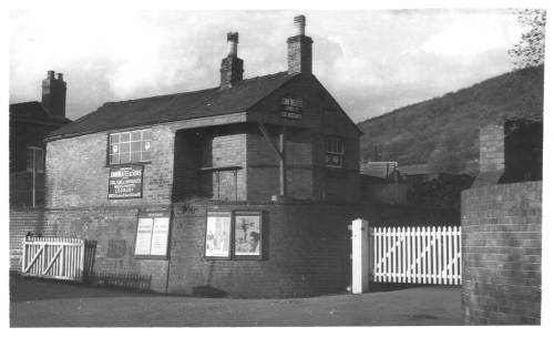 Meates Coal Office 1964