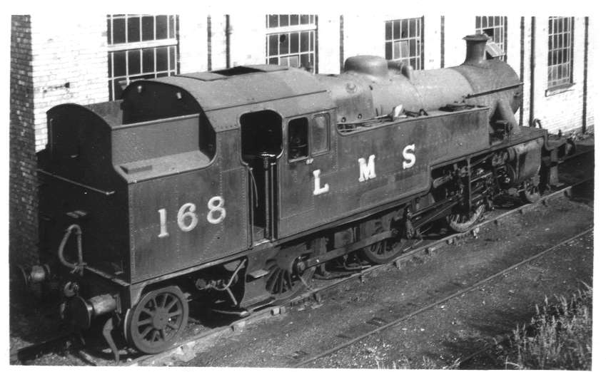 168 21B Bournville Shed