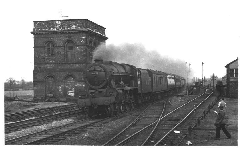 46135 Tamworth Station 1949