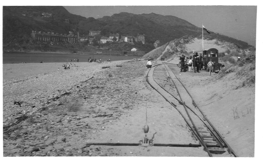 Barmouth Ferry Station, FMR 1959