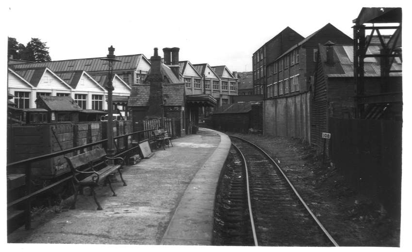 Dursley Station