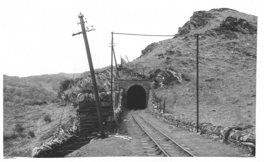 East End of Short Tunnel