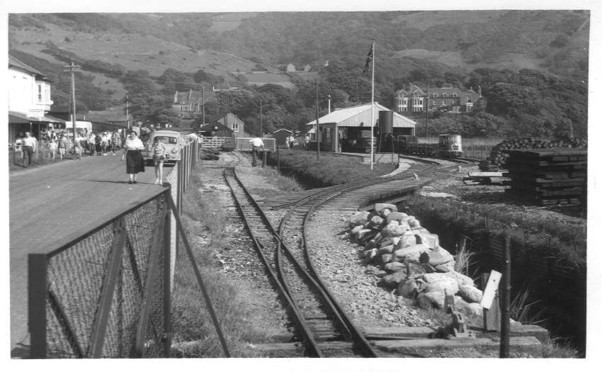 Fairbourne Station, FMR 1959