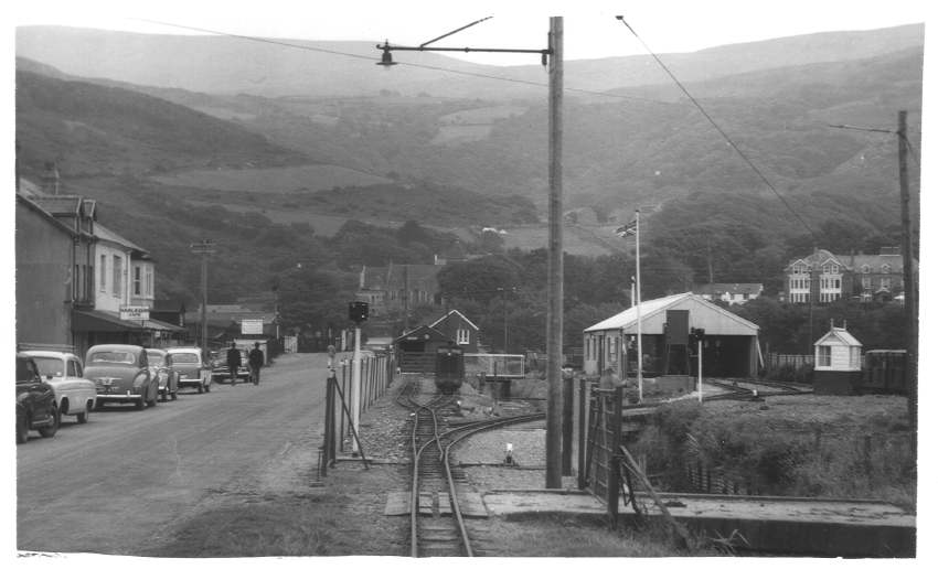 Fairbourne Station, FMR 1962