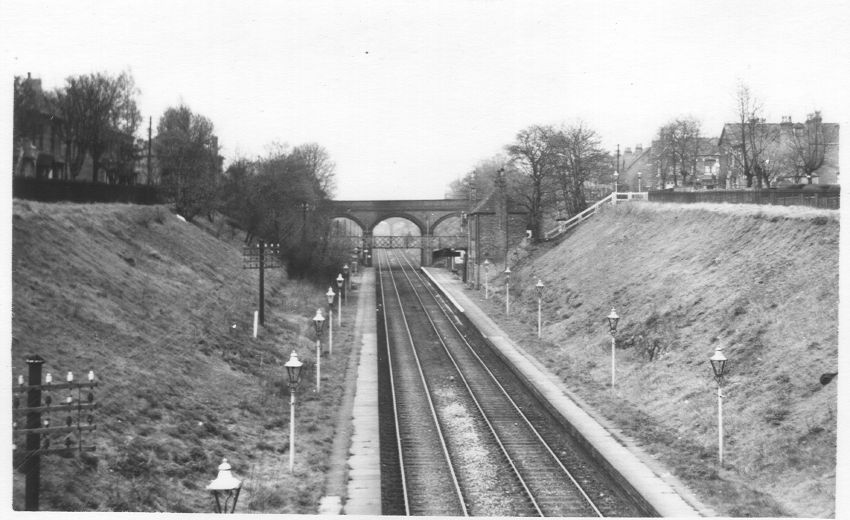 Gravelley Hill Station
