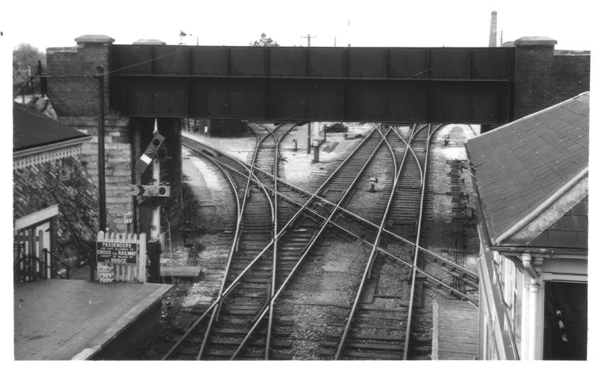Highbridge Crossing 1963