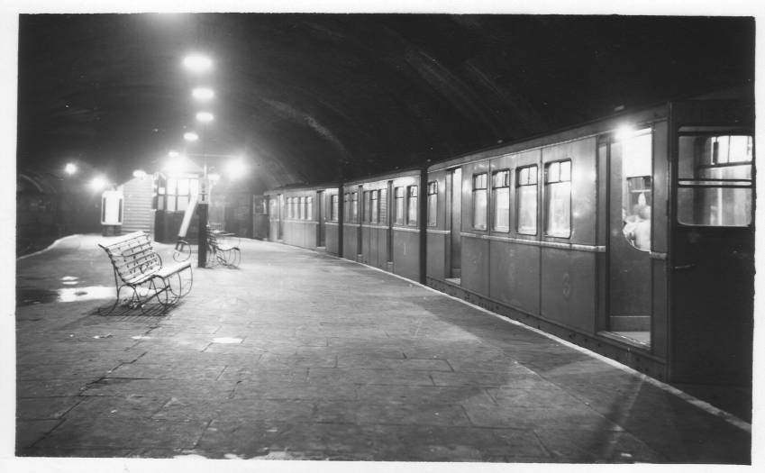 Dingle Station, Liverpool Overhead Railway