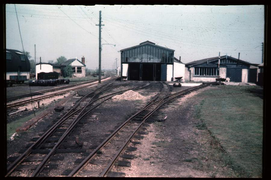 New Romney Shed 1956