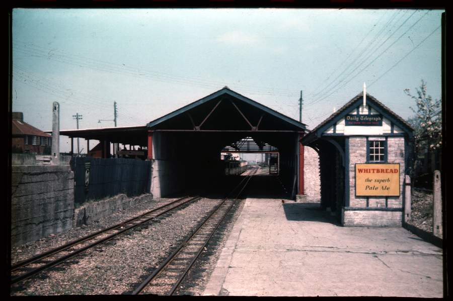 New Romney Station 1956