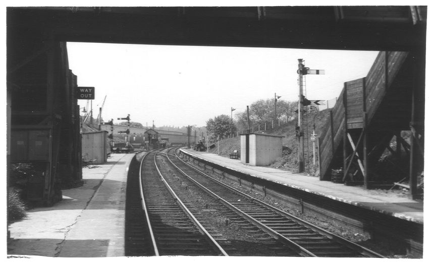 Perry Barr Station From East
