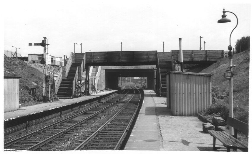 Perry Barr Station From West