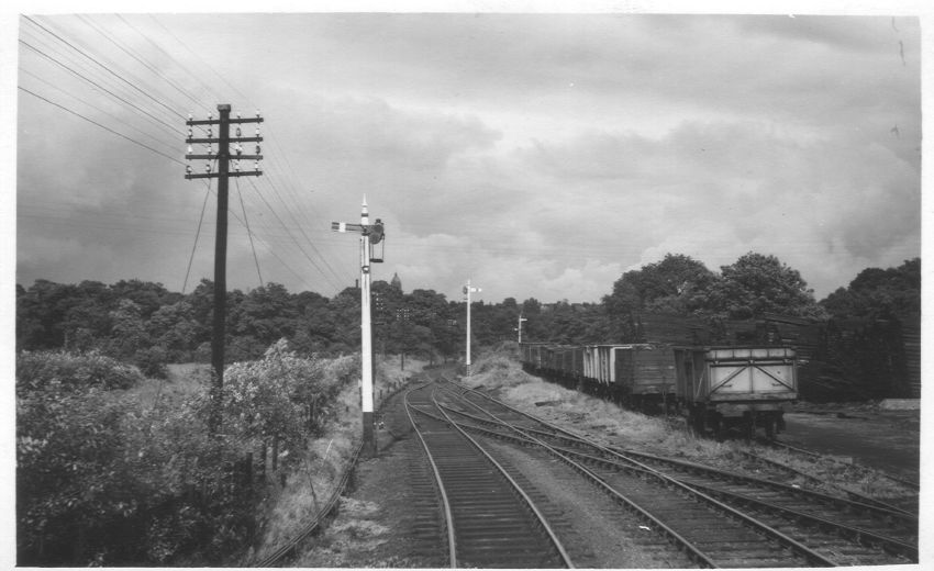 Rubery Sidings