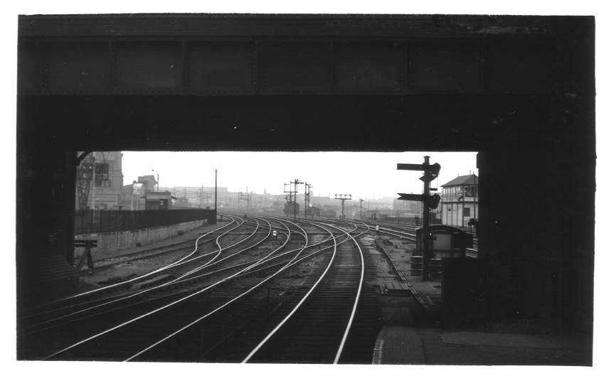 South End of Saltley Station