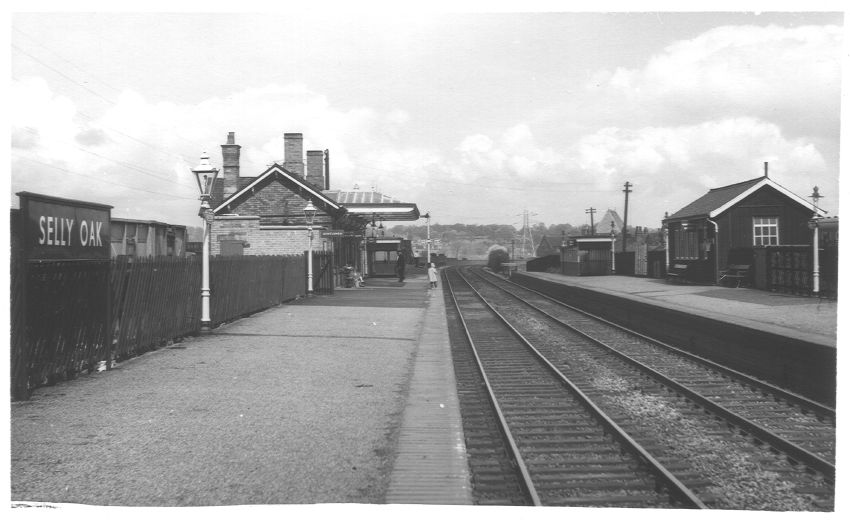 Selly Oak Station