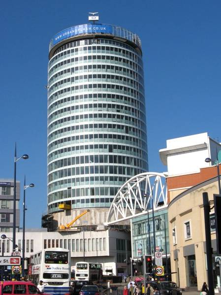 Rotunda April 2007