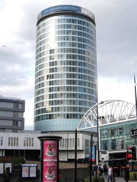 Rotunda May 2008